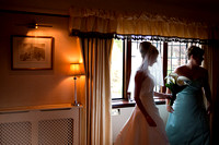 Anthea and Michael, Montague Arms Hotel, New Forest